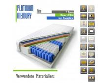 PLATINUM memory 180 x 200
