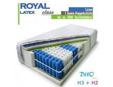H2+H3 DUO ROYAL class latex 170 x 190